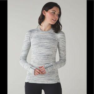 Lululemon Runderful Long Sleeve, EUC, size 4